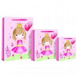 Princess Gift Bags Medium