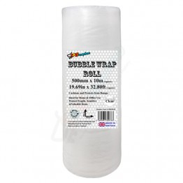 SE Bubble Wrap Roll Large Bubble 500mm x 10m