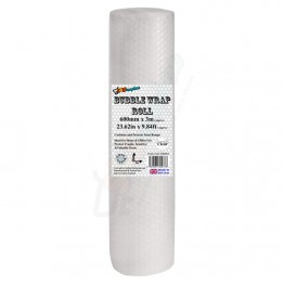 SE Bubble Wrap Roll 600mm x 3m