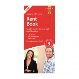 Law Pack Rent Book | RRP 6.99