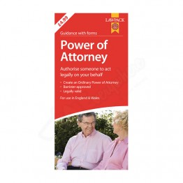 Law Pack Power of Attorney- Scotland | RRP 6.99