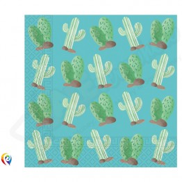 2 Ply Paper Napkins Llama, Pack of 20
