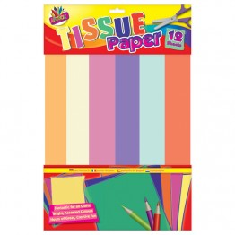 Tissue Paper, Pack of 12
