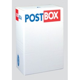 Postbox Mailing Box, Small Deep 27.5 x 19 x 10cm