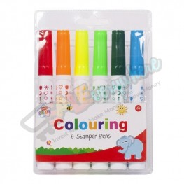 Kids Create Colouring 6 Stamper Pen