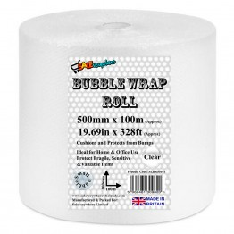 SE Bubble Wrap Roll 500mm x 100m