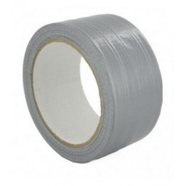Silver Gaffer Tape / Duct Tape 48mm x 10m
