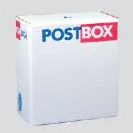 Postbox Mailing Box, Small Wide 31.8 x 22.4 x 8cm
