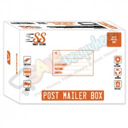 Post Mailer Box Extra Large 500 x 413 x 210mm