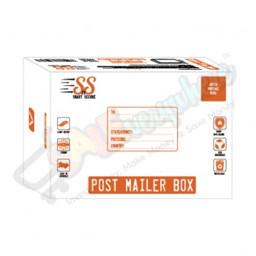Post Mailer Box Large 440 x 343 x 150mm