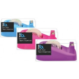 Blok Collection Tape Dispenser Asst Colours