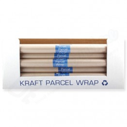 JS Wrapping Papper Kraft Brown Rolls 500mm x 8m