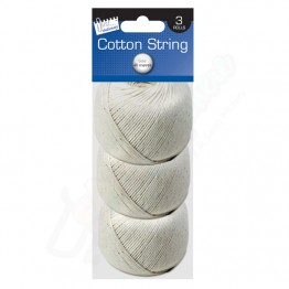 JS Cotton Twine | String, Pack of 3
